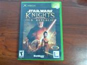 MICROSOFT Microsoft XBOX Game STAR WARS KNIGHTS OF THE OLD REPUBLIC - XBOX